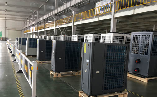 Heat Pump Manufacturing Since 1996.